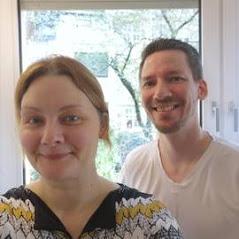Osteopathin Dorn und Osteopath Becker in der Praxis Osteopathie Köln